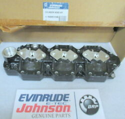 M30 Johnson Evinrude Omc 5005198 Cylinder Head Oem New Factory Boat Parts