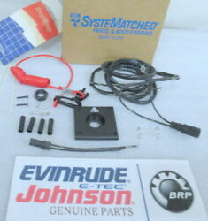 P52 Johnson Evinrude Omc 174771 Dual Engine Stop Switch Oem New Boat Parts