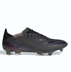 Adidas X Ghosted.1 Fg Cleat Football Boots Black Fw6895 Size5-12