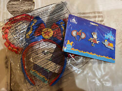 Nwt Disney Minnie Mouse The Main Attraction Ears Headband And Pins 8 Of 12 Dumbo