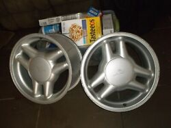 2 Used Ford Aluminum Rims Wheels 17x8 1994-1995 Ford Mustang