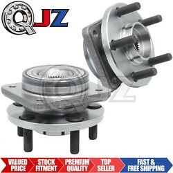 [frontqty.2] New Hub Assembly For 1989-1994 Chrysler Shadow Model W/14 Wheel