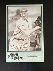 2018 Topps Allen And Ginter Cabinet Box Topper Honus Wagner Bl-15 Tigers Pirates