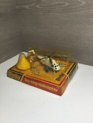 Vintage Dinky Toys - Sea King Helicopter 724 - Die Cast - Made In England