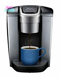 Keurig Electric Coffee Maker Single Serve K-cup Pod Brewer Brushed Silver New