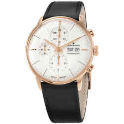 Junghans Chronograph Automatic Silver Dial Menand039s Watch 027/7023.01