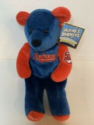 Cleveland Indians Omar Vizquel Salvino's Bammers Limited Edition Beanie Bear