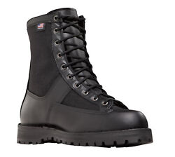 Danner Acadia 8in 400g Mens Black Leather Goretex Military Boots 22600