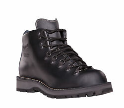 Danner Mountain Light Ii 5in Mens Black Leather Usa Hiking Boots 30860