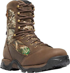 Danner Pronghorn Mens Realtree Edge Leather 8in Gtx 400g Hunting Boots