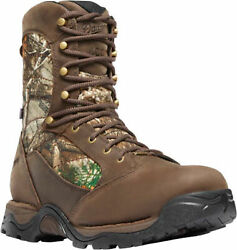 Danner Pronghorn Mens Realtree Edge Leather 8in Gtx 1200g Hunting Boots