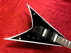 Jackson Js Series King V Js32 Black With White Bevels Perfect Packing From Japan