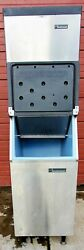 Scotsman 480lbsday Cme Air Cooled Ice Machine Bh360s Bin Watch Video Free Ship