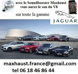 Sound Booster Maxhaust Jaguar Mini Rover Bluetooth 8 Sounds Pop Bang From 1250andeuro