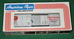 American Flyer S Gauge Southern Pacific Box Car 4-9711 Item Ccs6