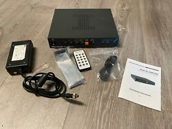 Marshall Electronics Vsw-2200 4-input Seamless 3g/hdsdi Switcher With Quadview