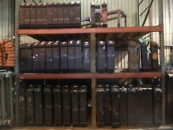 New 6 Ft. Class Iv Forklift Forks, 72 X 6 X 2 1/2