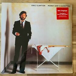 Eric Clapton – Money And Cigarettes - Brand New And Sealed 2018 Vinyl Lp 5234821