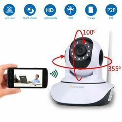 Ip Camera Hd 1080p 720p 2mp Wireless Cctv Audio Record Home Security Camcorder
