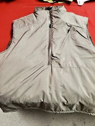 Orc Industries Pcu L7 Level 7 Insulative Vest Seals Large, Nice See Photos