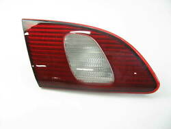 Used - Oem Left Drivers Side Trunk Lid Tail Light Lamp 1998-2000 Toyota Corolla