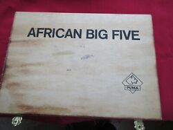 African Big Five Knive