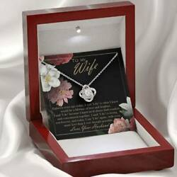 18th Anniversary Gifts For Wife Unique Card 18 Years Wedding Necklace Jewelry