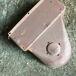 1947-1954 Chevy Truck Deluxe Heater Box Cover Original Gm