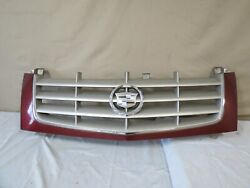 ✅ 02 03 04 05 06 Cadillac Escalade Front Upper Bumper Grille Grill Mesh Oem