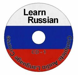 18 Cd Pack Learn How To Speak Russian Language Full Audio Course Easy/expert