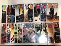 The Walking Dead 2005 51-100 Nm/nm+ Complete Sequential Set Run Image 53 61