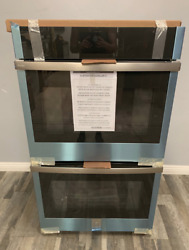 Ge Profile Series 30 Built-in Double Electric Convection Wall Oven - Stainless