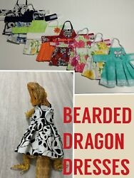 Bearded dragon Dresses MADE IN USA