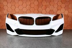 Bmw F45 F46 Lci M-package Complet Pare-chocs Avant Couleur A300 Alpinweiss 3