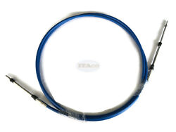 Boat Oem Throttle Shift Control Cable 18 Feet 5.5 Meters Yamaha Outboard Hc49j96