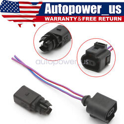 Outer Ambient Air Temperature Sensor And Plug Pigtail For Volkswagen Golf Mk5 Mk6
