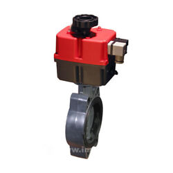 Assured Automation Nfewepxs4uv Fe Series Pvc Butterfly Valve Mfgd