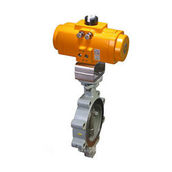 Assured Automation Ihpl63rf6so High Performance Butterfly Valve Mfgd