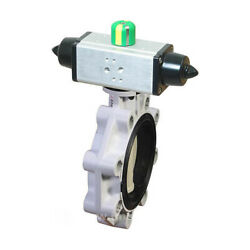 Assured Automation Jfkwvppp6so Fk Series Butterfly Valve Mfgd