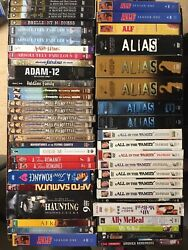 Tv Show Dvd Collection 1 Seasons - You Pick Combined Ship 5 Hundreds Of Titles