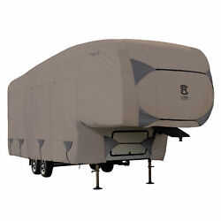Classic Accessories Encompass 5th Wheel Trailer Cover 33-37 Ft 5th Wheels