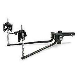 Camco Eaz-lift 48052 750 Lb Round Bar With Shank Elite Weight Distribution Hitch