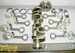 489 Big Block Chevy Stroker Crate Engine Rotating Kit All Forged Balanced 10.51