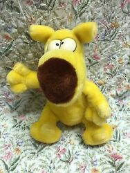 Vintage Mother Goose And Grimm 1989 Grimmy Plush 9