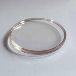 37-41mm Sapphire Watch Glass Crystal For Pan Pam00127 00422 00604 00424 00428