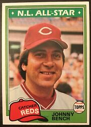 1981 Topps Assorted Original Cards 500-726 Complete Your Set