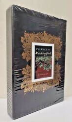 To Kill A Mockingbird Slipcased Edition By By Harper Lee Sealed Like New