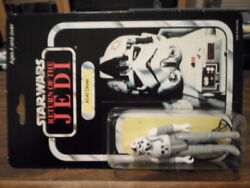 Rare Vintage 1983 Palitoy Star Wars Return Of The Jedi At-at Driver 45 Back Rotj