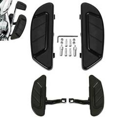 Airflow Driver Passenger Floorboard Fit For Harley Cvo Touring Fl 1993-2021 2020