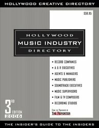 Hollywood Music Industry Directory By Hollywood Music Industry Staff Excellent